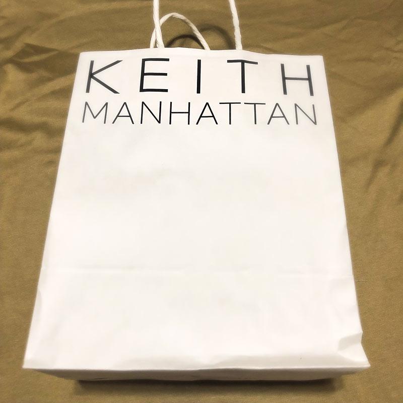 キース・マンハッタンのショッパーです