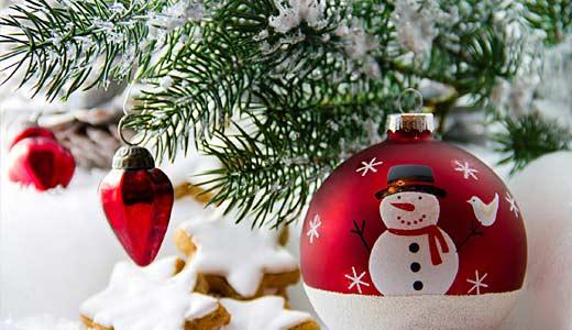 大丸松坂屋 アンファンの クリスマスアイシングクッキー