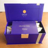 オッジオレンジピールのチョコレート