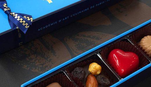 大丸松坂屋の本命チョコレート ル・コルドン・ブルー、ブノワ・ショコラ