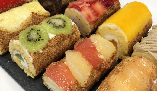 大丸松坂屋の2019年お歳暮 人気のロールケーキ『ケーキハウス ショウタニ  冬彩菓』