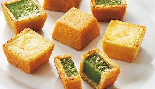 三越伊勢丹のお中元『〈ID47〉×〈資生堂パーラー〉チーズケーキ詰合せ』
