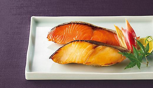 三越伊勢丹のお歳暮 京粕漬詰合せ、日本料理なだ万 西京漬